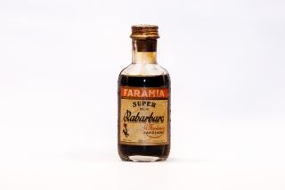 Leggi tutto: Super Olio Rabarbaro / Distilleria: Faramia
